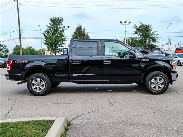 2018 Ford F-150  (Stk: 3377) in Milton - Image 4 of 22