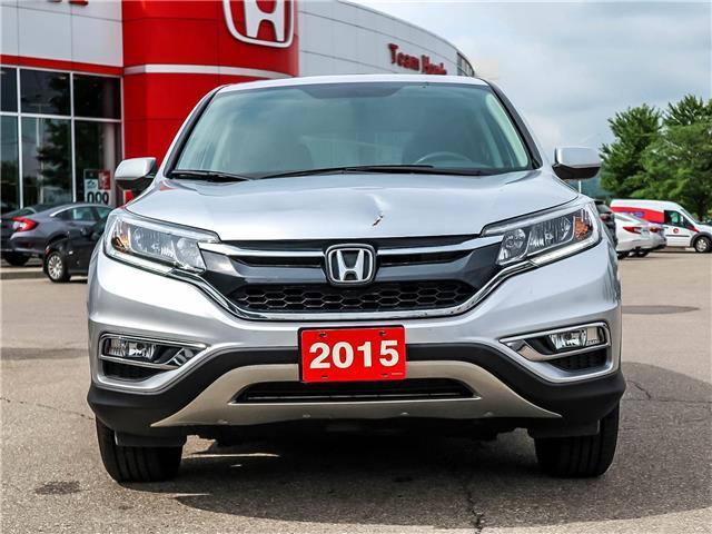 2015 Honda CR-V EX (Stk: 3380) in Milton - Image 2 of 26