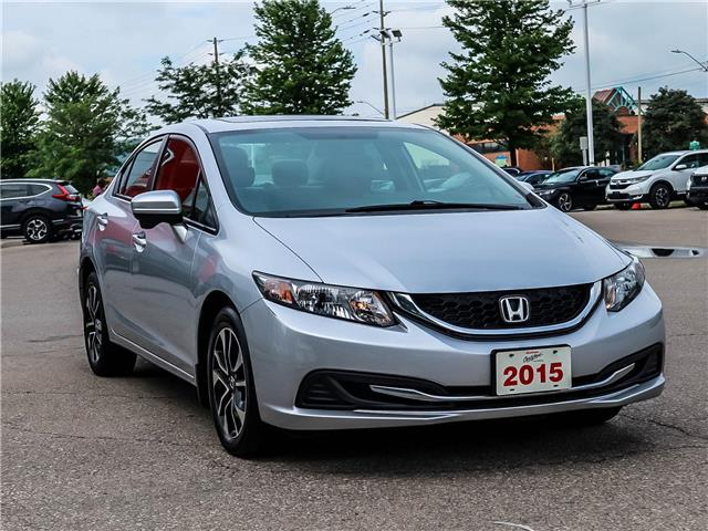 2015 Honda Civic EX (Stk: 3382) in Milton - Image 2 of 24
