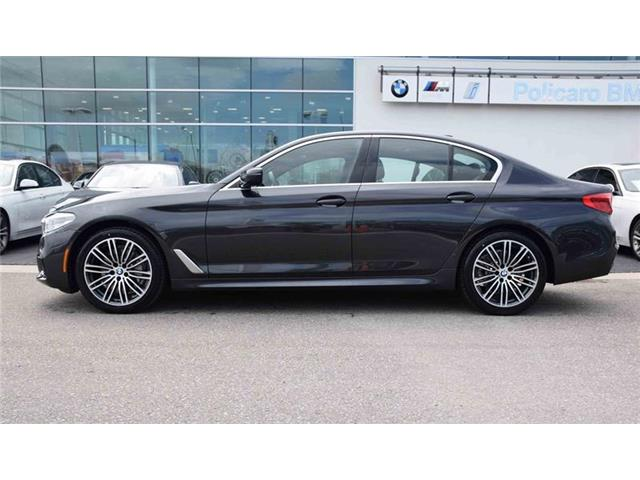 2019 BMW 530i xDrive (Stk: 9912301) in Brampton - Image 2 of 12