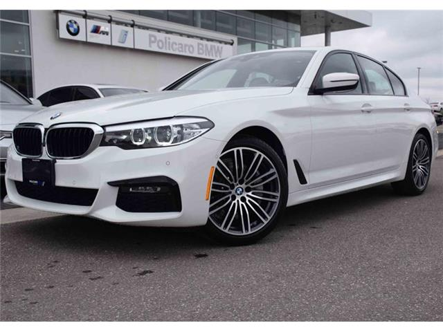 2019 BMW 530i xDrive (Stk: 9912307) in Brampton - Image 1 of 13