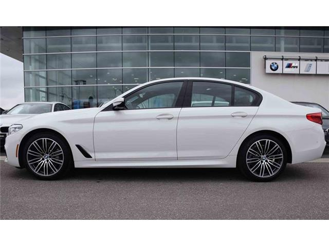 2019 BMW 530i xDrive (Stk: 9912307) in Brampton - Image 2 of 13