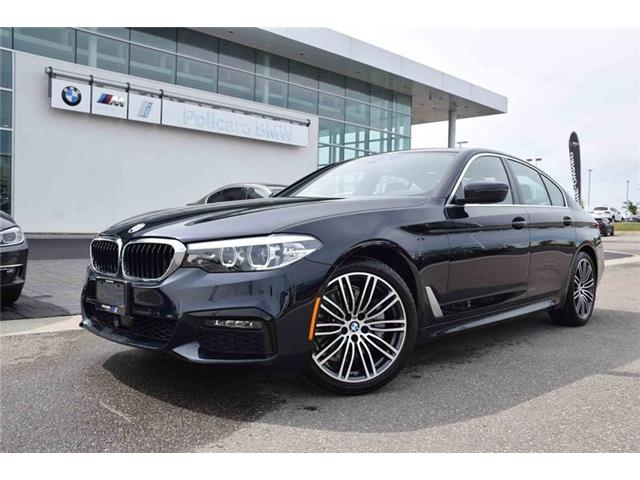 2019 BMW 530i xDrive (Stk: 9912378) in Brampton - Image 1 of 12
