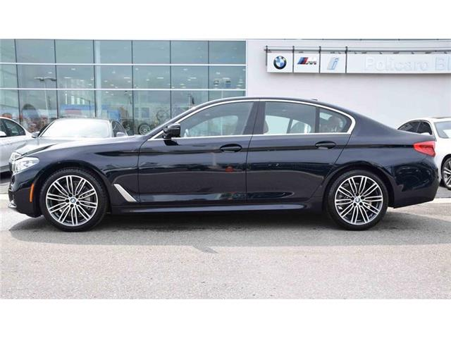 2019 BMW 530i xDrive (Stk: 9912378) in Brampton - Image 2 of 12