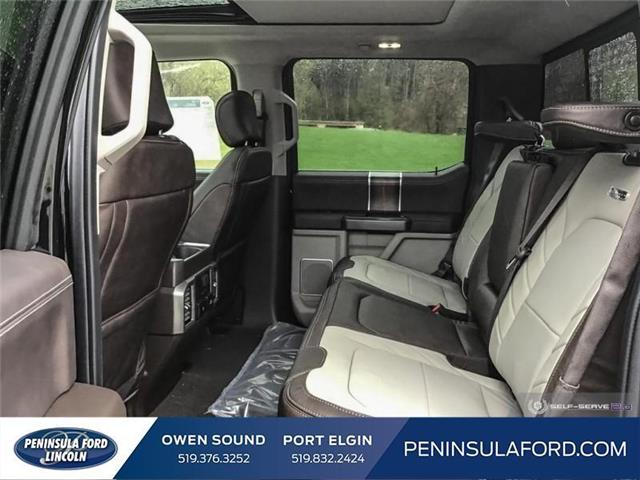 2019 Ford F-150 Limited (Stk: 19FE178) in Owen Sound - Image 22 of 24
