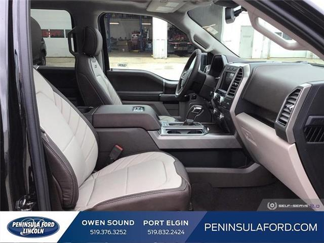 2019 Ford F-150 Limited (Stk: 19FE210) in Owen Sound - Image 22 of 25