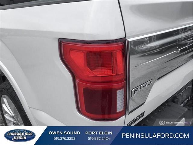 2019 Ford F-150 Limited (Stk: 19FE215) in Owen Sound - Image 10 of 24