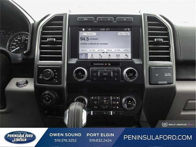 2019 Ford F-150 Limited (Stk: 19FE215) in Owen Sound - Image 18 of 24