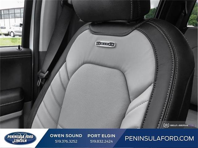 2019 Ford F-150 Limited (Stk: 19FE215) in Owen Sound - Image 19 of 24