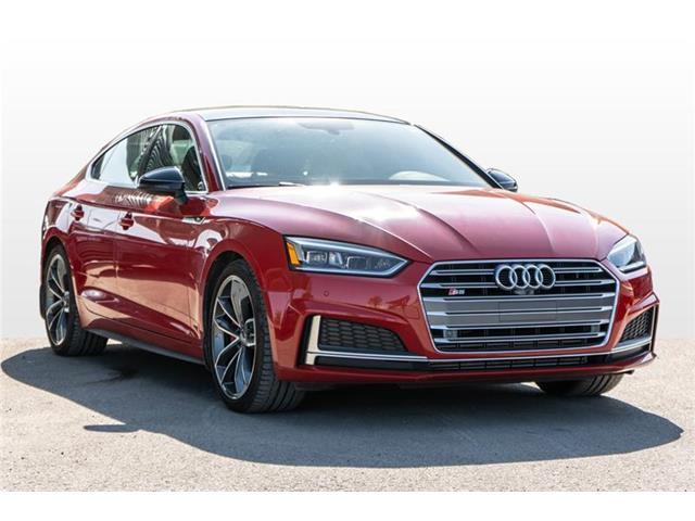 2018 Audi S5 3.0T Technik (Stk: N4723) in Calgary - Image 1 of 20