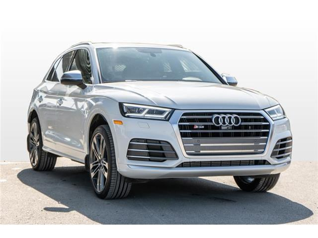 2018 Audi SQ5 3.0T Technik (Stk: N4934) in Calgary - Image 1 of 19