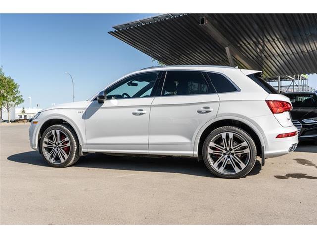 2018 Audi SQ5 3.0T Technik (Stk: N4934) in Calgary - Image 5 of 19