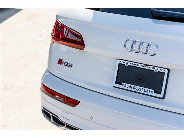 2018 Audi SQ5 3.0T Technik (Stk: N4934) in Calgary - Image 7 of 19
