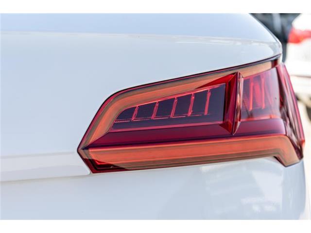 2018 Audi SQ5 3.0T Technik (Stk: N4934) in Calgary - Image 8 of 19
