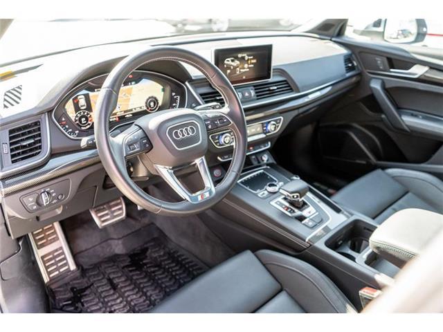 2018 Audi SQ5 3.0T Technik (Stk: N4934) in Calgary - Image 9 of 19
