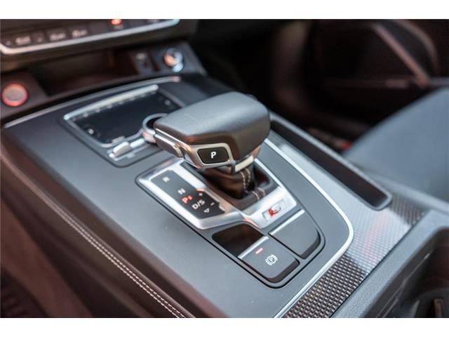 2018 Audi SQ5 3.0T Technik (Stk: N4934) in Calgary - Image 11 of 19