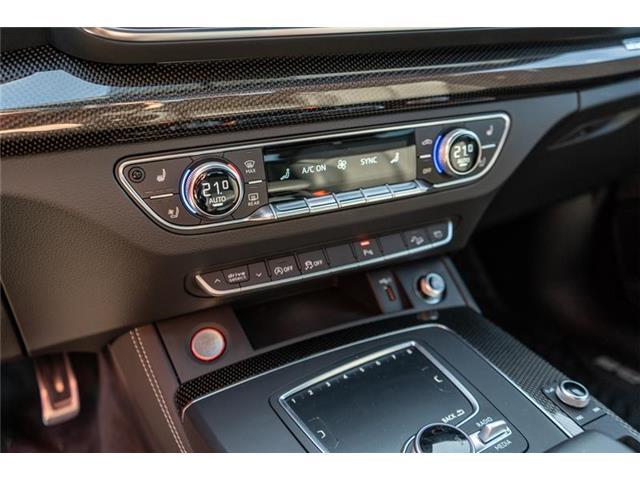 2018 Audi SQ5 3.0T Technik (Stk: N4934) in Calgary - Image 12 of 19