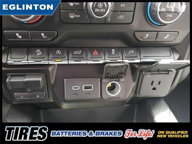2019 Chevrolet Silverado 1500 LT Trail Boss (Stk: KZ276563) in Mississauga - Image 17 of 21