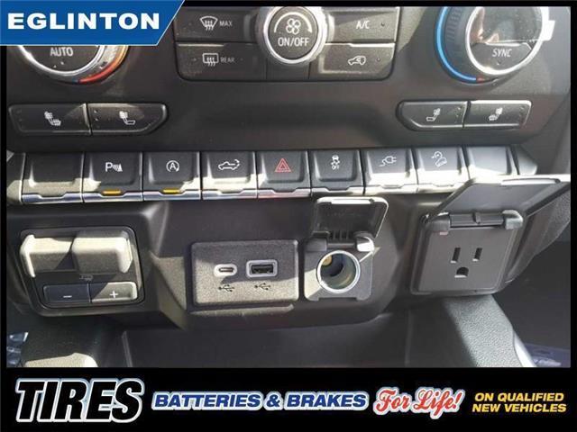 2019 Chevrolet Silverado 1500 RST (Stk: KZ336101) in Mississauga - Image 17 of 21