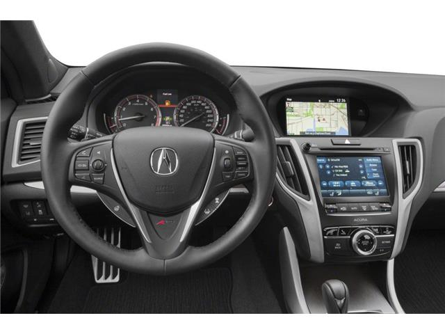 2020 Acura TLX Tech A-Spec w/Red Leather (Stk: TX12826) in Toronto - Image 4 of 9