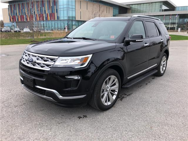 2019 Ford Explorer Limited (Stk: P8608) in Unionville - Image 1 of 19
