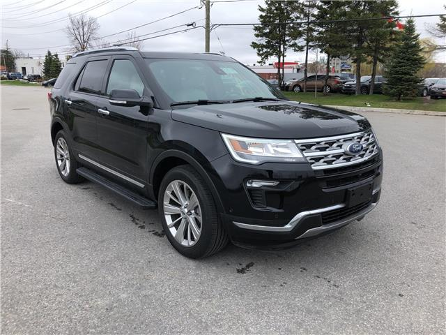 2019 Ford Explorer Limited (Stk: P8608) in Unionville - Image 3 of 19
