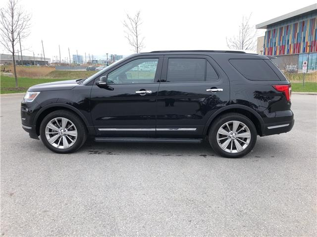 2019 Ford Explorer Limited (Stk: P8608) in Unionville - Image 4 of 19