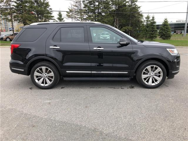 2019 Ford Explorer Limited (Stk: P8608) in Unionville - Image 8 of 19
