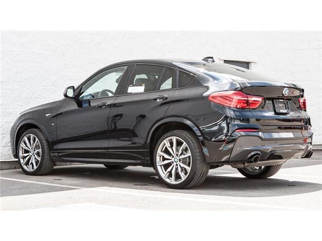 2017 BMW X4 M40i (Stk: U12310) in Markham - Image 4 of 21