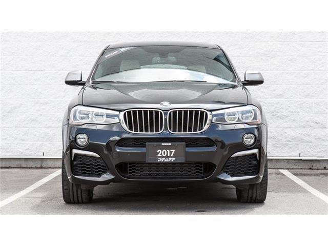 2017 BMW X4 M40i (Stk: U12310) in Markham - Image 6 of 21
