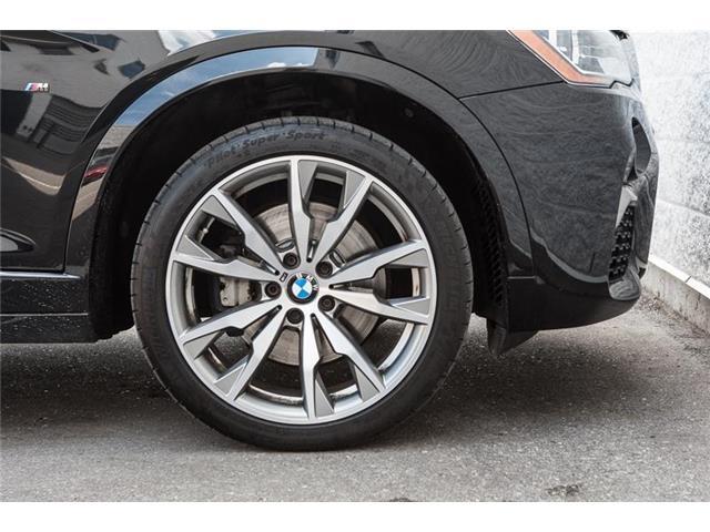 2017 BMW X4 M40i (Stk: U12310) in Markham - Image 7 of 21