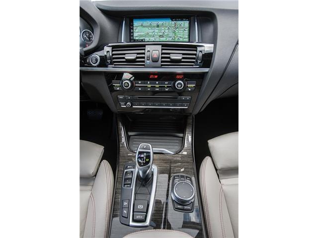 2017 BMW X4 M40i (Stk: U12310) in Markham - Image 10 of 21