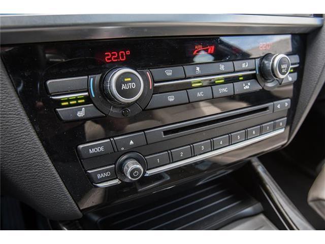 2017 BMW X4 M40i (Stk: U12310) in Markham - Image 11 of 21