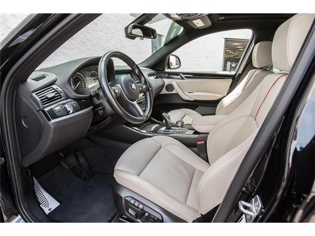 2017 BMW X4 M40i (Stk: U12310) in Markham - Image 12 of 21