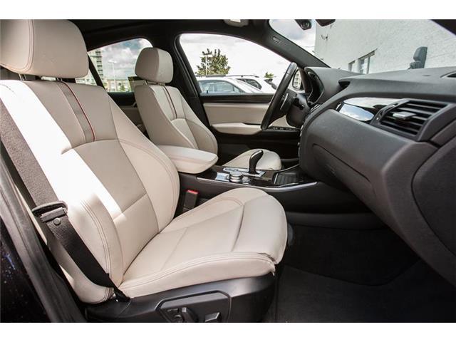 2017 BMW X4 M40i (Stk: U12310) in Markham - Image 14 of 21