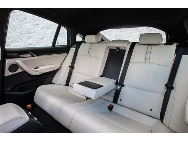 2017 BMW X4 M40i (Stk: U12310) in Markham - Image 16 of 21