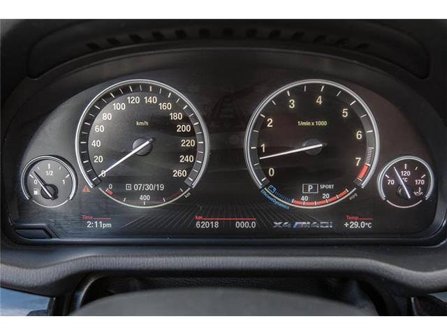2017 BMW X4 M40i (Stk: U12310) in Markham - Image 21 of 21