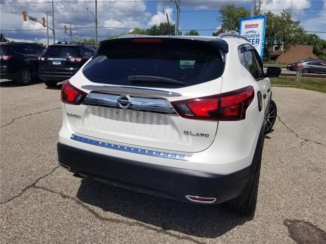 2018 Nissan Qashqai SL (Stk: 1910600A) in Kitchener - Image 4 of 12