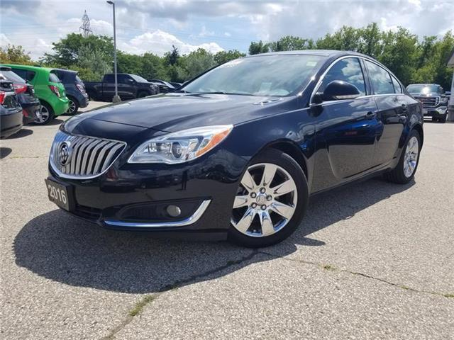 2016 Buick Regal Premium II (Stk: 193540A) in Kitchener - Image 1 of 9