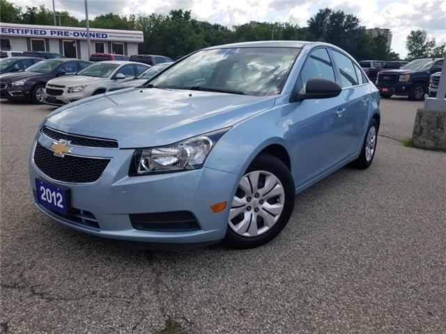 2012 Chevrolet Cruze LS (Stk: 590450A) in Kitchener - Image 1 of 7