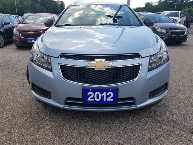 2012 Chevrolet Cruze LS (Stk: 590450A) in Kitchener - Image 2 of 7