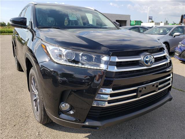 2019 Toyota Highlander Hybrid XLE (Stk: 9-1152) in Etobicoke - Image 3 of 11