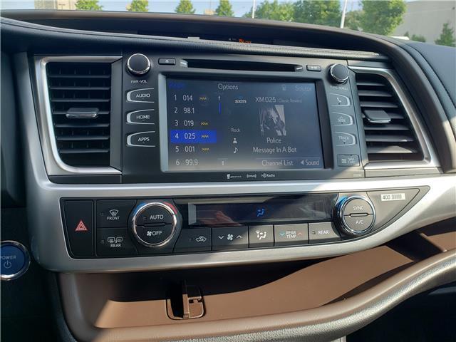 2019 Toyota Highlander Hybrid XLE (Stk: 9-1152) in Etobicoke - Image 10 of 11