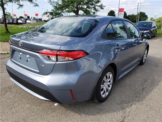 2020 Toyota Corolla LE (Stk: 20-178) in Etobicoke - Image 3 of 4