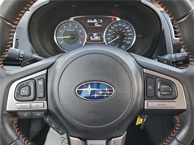 2016 Subaru Crosstrek Limited Package (Stk: 19S1051A) in Whitby - Image 13 of 27