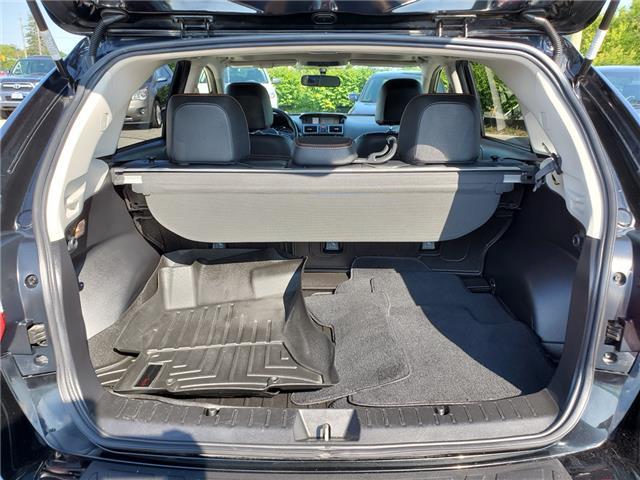 2016 Subaru Crosstrek Limited Package (Stk: 19S1051A) in Whitby - Image 26 of 27