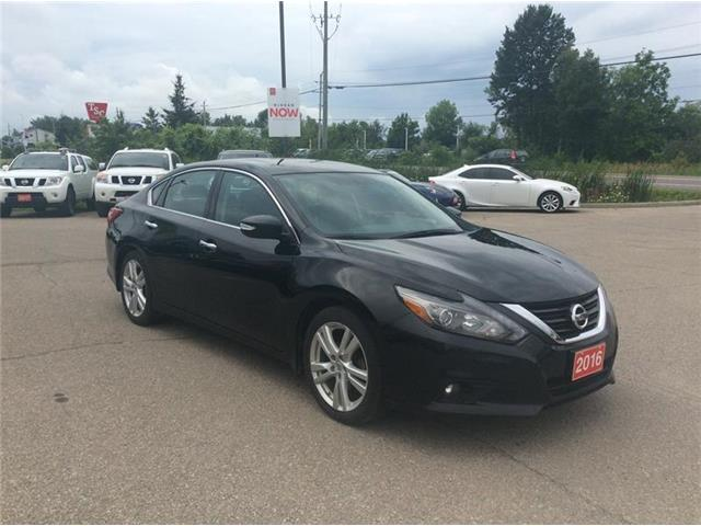 2016 Nissan Altima 3.5 SL Tech (Stk: 19-312A) in Smiths Falls - Image 6 of 13