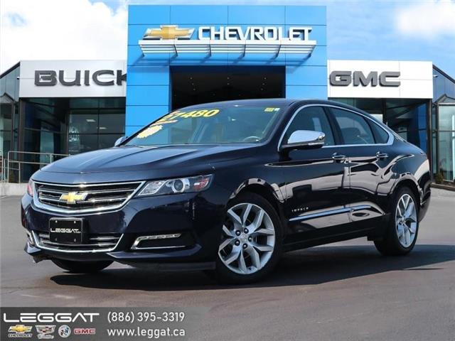 2018 Chevrolet Impala 2LZ (Stk: 5790KR) in Burlington - Image 1 of 28