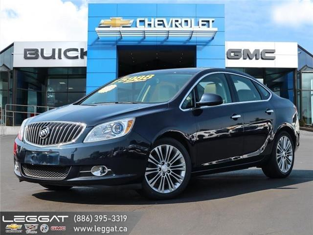 2015 Buick Verano Leather (Stk: 5795K) in Burlington - Image 1 of 28