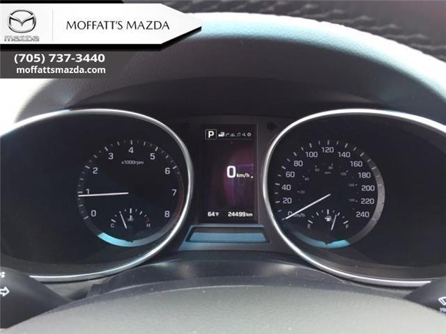 2017 Hyundai Santa Fe Sport 2.0T SE (Stk: 27544) in Barrie - Image 19 of 26
